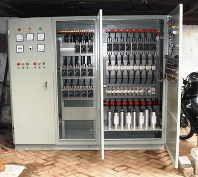 capasitor-bank Wiring Instalasi Listrik on